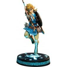 Link, The Legend of Zelda - Breath of the Wild (φιγούρα PVC με τόξο - 25 εκατοστά) [Limited Edition]