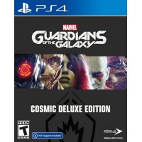 Guardians of the Galaxy: Cosmic Deluxe Edition (PS4)