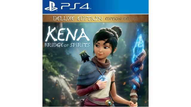 Kena: Bridge of Spirits Deluxe Edition (PS4)