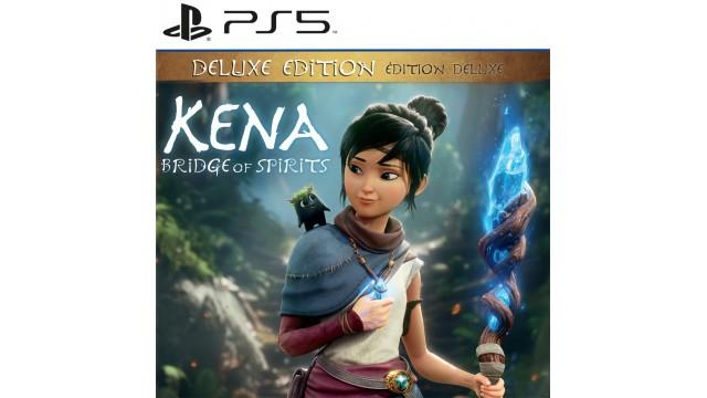 Kena: Bridge of Spirits Deluxe Edition (PS5)