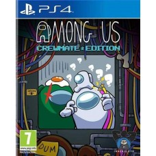 Among Us Crewmate Edition [Απλή] (PS4)