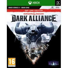 Dungeons & Dragons Dark Alliance Day One Edition (Xbox Series X/S/Xbox One)