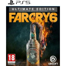 Far Cry 6: Ultimate Edition (PS5)