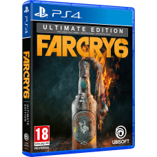 Far Cry 6: Ultimate Edition (PS4)