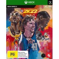 NBA 2K22 75th Anniversary Edition (Xbox Series X/S/Xbox One)