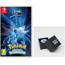 Pokemon Brilliant Diamond με pre-order bonus Brilliant Diamond Pin (Switch)