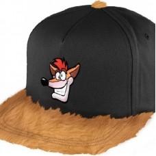 Crash Bandicoot Official Emboidered Premium Spanback Hat