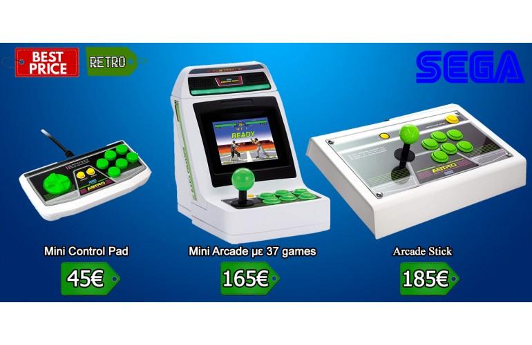 Sega Astrocity Arcades