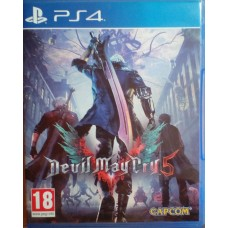 Devil May Cry 5 (PS4) [Used]
