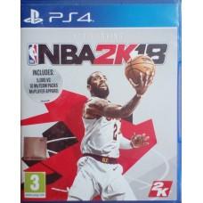 NBA 2K18 (PS4) [Used]