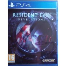 Resident Evil: Revelations (PS4) [Used]