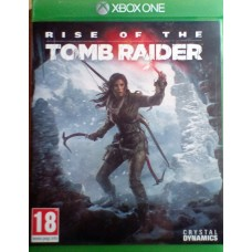 Rise of the Tomb Raider (Xbox One) [Used]